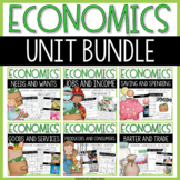 Economics Social Studies Interactive Notebook Bundle
