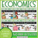 Economics Social Studies Interactive Notebook