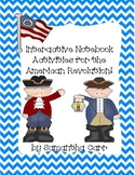 Social Studies Interactive Notebook Activities for the Ame
