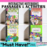 4th Grade Social Studies Interactive Notebook: American Re