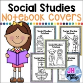 Social Studies Interactive Notebook Covers