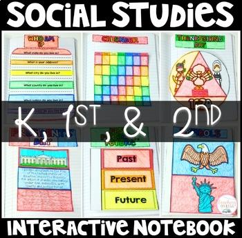 Social Studies Interactive Notebook (K-2)