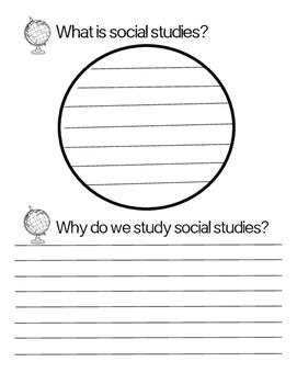 Social Studies Introduction - Grade 4