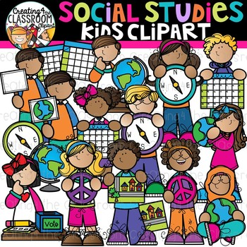 social studies kids clipart school clipart by creating4 the classroom social studies kids clipart school clipart