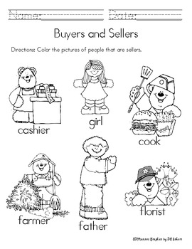 Social Studies Kindergarten