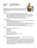 Social Studies Lesson Plans - Our Community Helpers, Animals of Madagascar