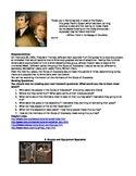 Social Studies Lewis and Clark Expedition Timeline Project and Rubric