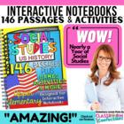 4th & 5th Grade Social Studies: American History [146 pass