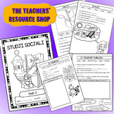 Social Studies Maltese Syllabus Year 2 workbook