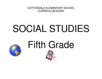 Social Studies Map & Pacing Guide