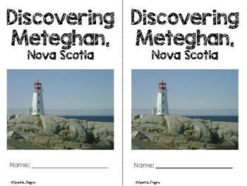 Social Studies, Meteghan- Interactive Journal