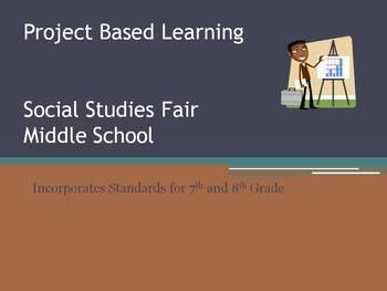 Social Studies Middle School Fair