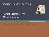 Social Studies Middle School Fair