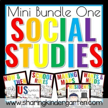 Social Studies Mini Bundle One