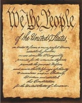 Social Studies Mini Lesson - Constitution