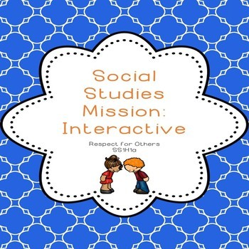 "Social Studies Mission: Interactive ""Respect for Others"""