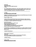 Social Studies NY STATE, 4th grade, chapter #2 lesson plans