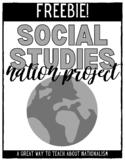 FREEBIE: Social Studies Nation Project