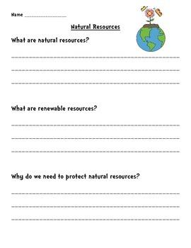 Social Studies Natural Resources