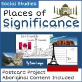 Significant Places: Grade 2 Social Studies: DIversity: Aboriginal Content