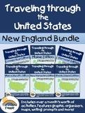 Social Studies New England Northwestern States Activities