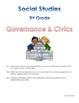 Social Studies Notebook: Tennessee State Standards Grade 3