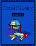 Leveled Social Studies Packet- Semester 1 (Daily Curriculum)