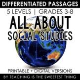 Social Studies: Passages