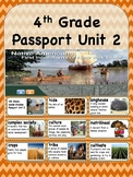 Social Studies Passport 4th Grade Unit 2 Vocabulary: Native Americans