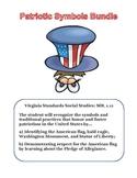 Social Studies:  Patriotic Symbols United States Symbols
