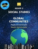 Social Studies - People and Environments: Global Communities - Grade 2