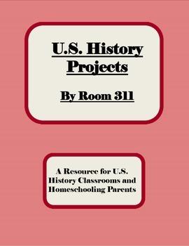 Social Studies Projects Bundle