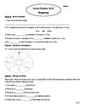 Social Studies Quiz - Canada Mapping