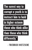 Social Studies Quotes Classroom Poster for HS 11x17 Printa