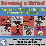 America Becomes a Nation: Reader's Theater Bundle for 4th Grade
