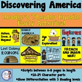 Early Exploration in America: Reader's Theater Bundle for 4th Grade
