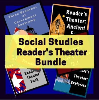 Social Studies Reader's Theater Bundle
