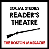 Revolutionary War - The Boston Massacre Reader's Theatre Script & Analysis