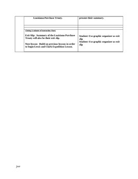 Differentiated Social Studies Reading Lesson Plan with Graphic Organizers