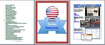 Social Studies Resources BUNDLE