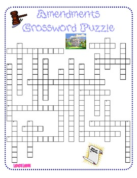 Social Studies Review Crossword Puzzle Five Pack By Larocks Lessons