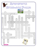 Social Studies Review Crossword Puzzle - Five Pack