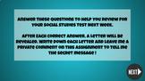 Social Studies Review Escape Room - Brazil (3rd Grade)
