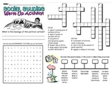 Social Studies Review Worksheet 7th Grade Georgia GPS