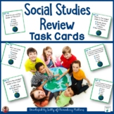 Social Studies Review Task Cards