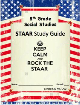 Social Studies STAAR Review, 8th Grade