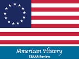 Social Studies STAAR Review Foldable Grade 8 - Part 1