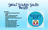 Social Studies Scales Bundle