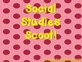 Social Studies Scoot - Test Prep Game