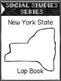 Social Studies Series: New York State Lap Book